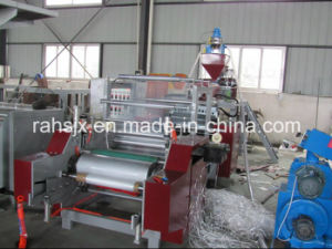 Single Screw Extrusion LLDPE Stretch Film Machine pictures & photos