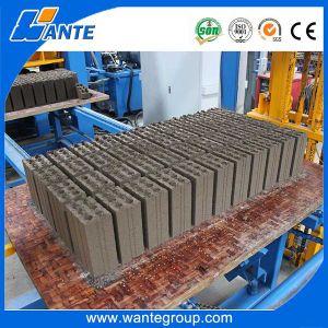 Qt8-15 Hydraulic Cement Block Production Line/ Automatic Brick Machine pictures & photos