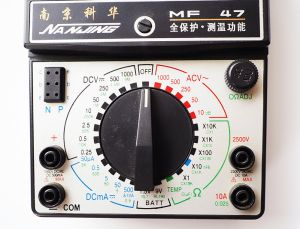 High Quality Analog Multimeter pictures & photos