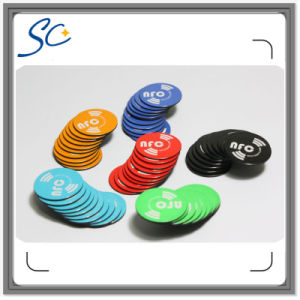 RFID Coin Sticker/RFID Disk Tag pictures & photos