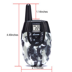 Lt-A7 Frs PMR Ham Radio Mini Walkie Talkie for Kids pictures & photos