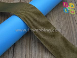 Polyester Fake Nylon / Polypropylene Webbing Backpack Strap pictures & photos