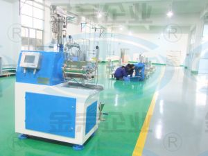 Guangzhou Printing Ink Horizontal Beads Mill pictures & photos