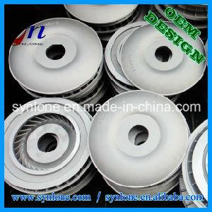 Aluminum Sand Casting Process Disc pictures & photos
