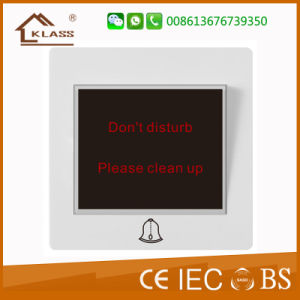 "Ce Approved Doorbell Switch with ""Do Not Disturb"" pictures & photos"