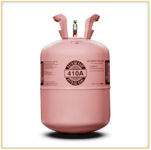 Refillable Cylinder Mixed Refrigerant Gas R410A pictures & photos