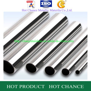 SUS 201 304 316 Stainless Steel Tube and Pipe for Docoration pictures & photos