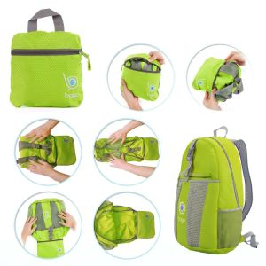 Custom Foldable Backpack Rucksack for Travel Sports Running Outdoor Camping pictures & photos