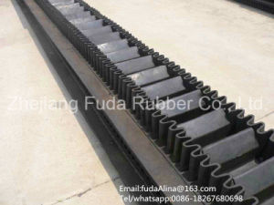 Hot Selling High Quality Low Price Sidewall Cleat Conveyor Belt and Corrugated Sidewall Conveyor Rubber Belt pictures & photos