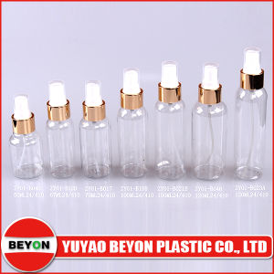 100ml Clear Pet Spray Bottle (ZY01-B021B) pictures & photos