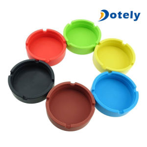 Eco-Friendly Silicone Rubber High Temperature Heat Resistant Design Ash Ashtray pictures & photos
