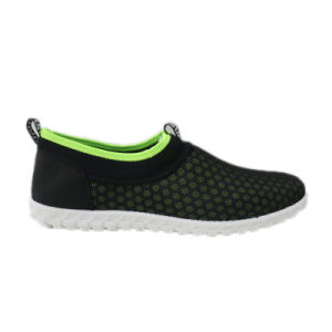 Original Design Fashion Men Elasticity Running Sport Shoes pictures & photos