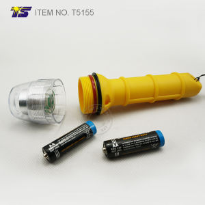 Waterproof CREE LED Diving Flashlight 2AA Size (T5155) pictures & photos
