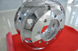Obt Truck Trailer Forged Aluminum Rim Wheels pictures & photos