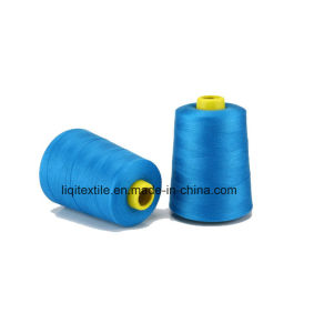 100% Spun Polyester Bobbin Sewing Thread pictures & photos