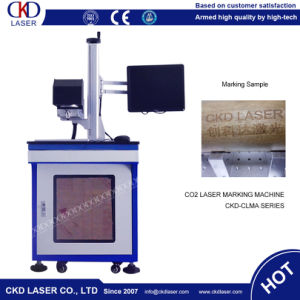 30W CO2 Laser Engraving Machine for Bamboo pictures & photos