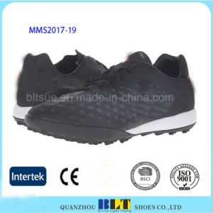 Safety Shoes Durable PU Upper Foam-Padded Collar pictures & photos
