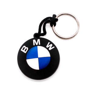Cheap PVC Rubber Key Chain Gift pictures & photos