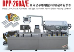 High Precision New Automatic Alu Alu Blister Packaging Machine Dpp-260e pictures & photos