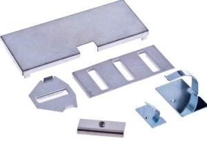 Stainless Steel Sheet Metal Stamping Door Brackets for Windows pictures & photos
