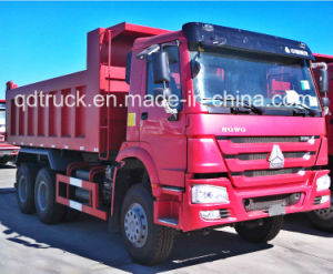 HOWO/HOHAN Heavy Duty 6X4 30 Ton Loading Dump Tipper Truck pictures & photos