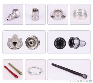 Customized CNC Machining and CNC Turning Parts pictures & photos