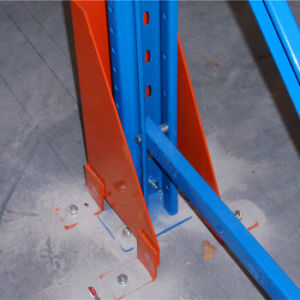 Upright Guard Protector for Warehouse Rack pictures & photos