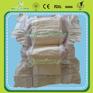 Super Absorbency B Grade Baby Diaper with Best Price pictures & photos