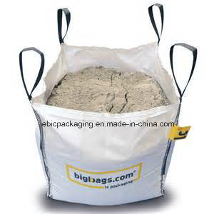 4 Corner Loops Big Bag Jumbo Bags for Magnesite Powder pictures & photos