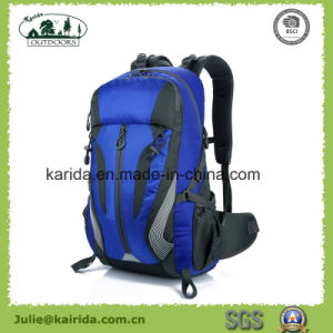 Five Colors Polyester Nylon-Bag Camping Backpack 406p pictures & photos