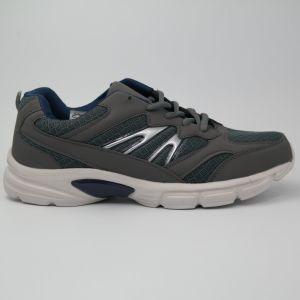 Sports Shoes Men Footwear Mesh Shoes Cheap Top Quality (AK1051) pictures & photos