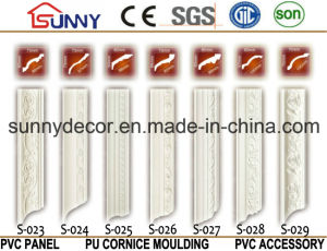 South Africa Hot Selling PU Cornice PU Moulding pictures & photos