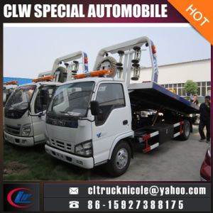 Isuzu 4000kg Towing Wrecker Truck pictures & photos