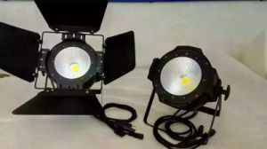 100W LED COB Bulb Wash Effect PAR Light for Cinema Meeting Audience pictures & photos