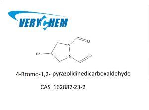 4-Bromo-1, 2-Pyrazolidinedicarboxaldehyde Intermediate of Biapenem pictures & photos