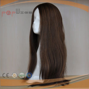 Best Selling 100% Virgin Remy Hair Silk Top Jewish Wigs pictures & photos