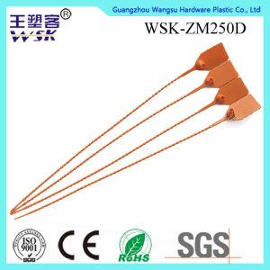 2017 New Designs Adjustable Length Orange 25cm Plastic Heat Seal