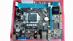Micro ATX H61-1155 Support 2*DDR3 Motherbaord pictures & photos