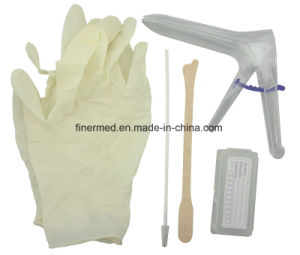Medical Disposable Pap Smear Kit pictures & photos