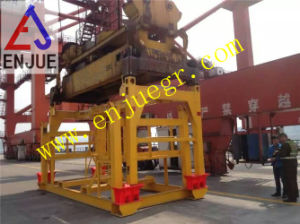 Semi Automatic Over Height Container Lifting Frame for Fr in China pictures & photos