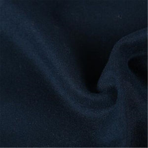 Solid Flannel Wool Fabric for Clothes, Suit Fabric, Garment Fabric, Textile Fabric pictures & photos