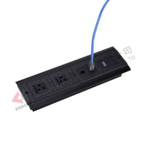 Tabletop Outlets Socket Power Strip pictures & photos