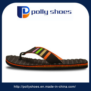 2017 Adult Custom Footwear of Funny Slipper Men pictures & photos