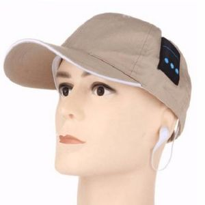 2016 New Design Bluetooth Cap / Baseball Cap with Bluetooth Earbuds pictures & photos