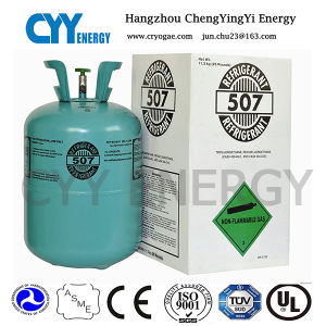 Refrigerant Gas R507 with Good Quality pictures & photos