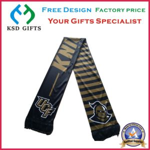 Custom Printing Fashion Scarf for Fans pictures & photos