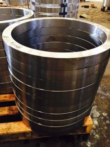 Stainless Steel Forged Round Steel Ring pictures & photos
