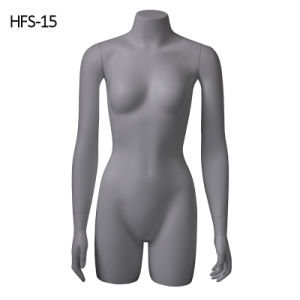 Fiberglass Ladies Upper Body Torso Mannequins pictures & photos