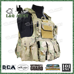 High Quality Tactical Plate Carrier Armor Vest pictures & photos