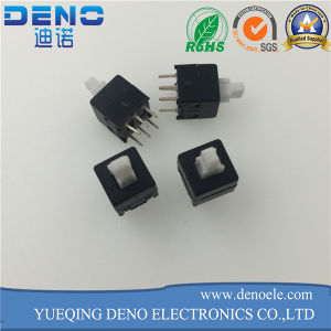 Two Row Self Locking Switch Push Switch pictures & photos